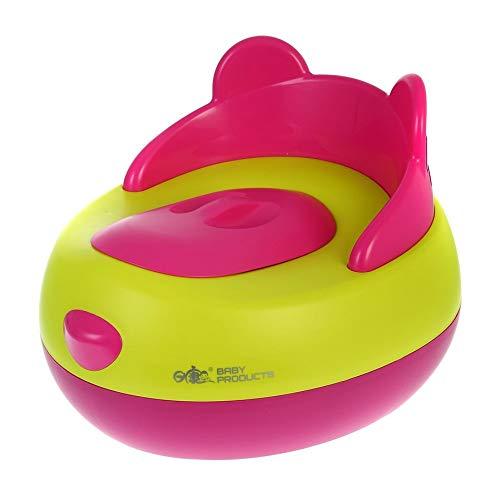 BABYUSD Toilette for Enfants Toilette for bébé Bol for Toilette Grand Type à Tirer Grand