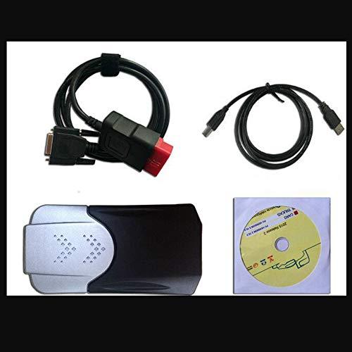 Doppelplatine Ds150 Tcs Pro 2015.R3 Mit Bluetooth-Fehlerdetektor für PKW-LKW-Fehlerdiagnose-Tool für PKW und LKW