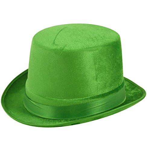 Vert Velour Topper Hat [Jouet]