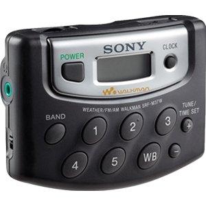 OEM Sony Walkman Srf. M37w Radio Tuner 5 X Am, 10 X Fm Presets Product Type: Radios/Audio Transmitters/Receivers