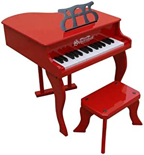 Schoenhut Learn-to-Play Baby Grand Toy Piano With 30-Keys an