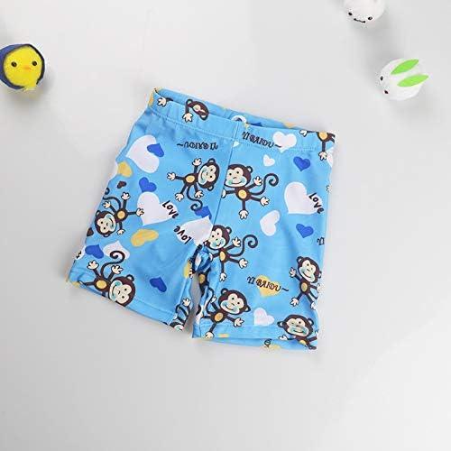 YIXING Boys Swimming Trunks Animal Style Children's Swimwear Boys Summer Swimwear Swim Trunks (Color : 1, Size : 10 XL (105 115cm))