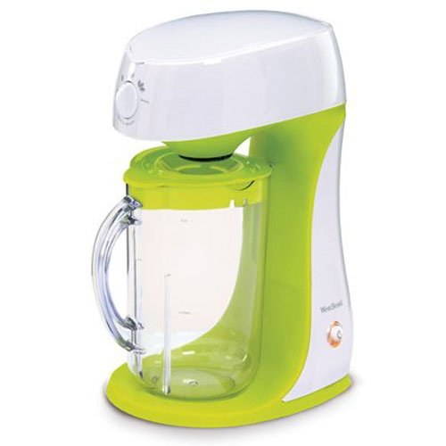 West Bend 68305T Iced Tea Maker, Green/White (Discontinued by Manufacturer)
