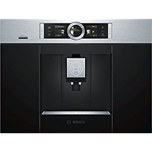 Balay - Cafetera Encastre Espresso Partner 3Cf458Xp, 1300W, 2 ...