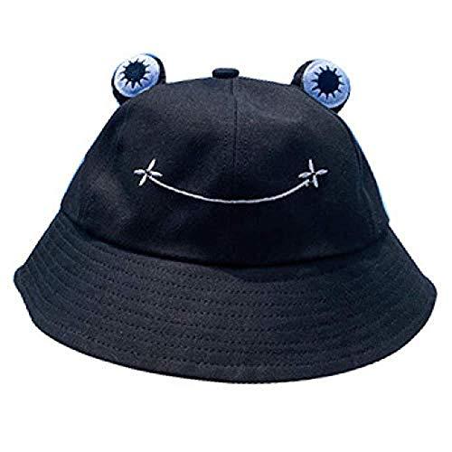 Aiiwqk Sombrero de Pescador Panamá Tapa Plana Verano Verano Hiphop Sombrero Verde Deportes al Aire Libre