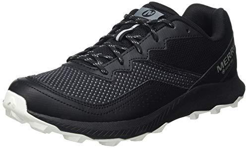 Merrell Skyrocket GTX, Zapatillas para Carreras de montaa Mujer, Negro (Black/Black), 38 EU