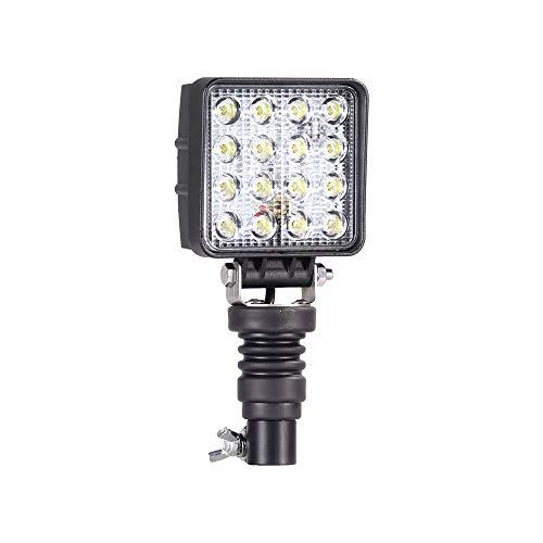 LED-MARTIN® 48W Arbeitsscheinwerfer für DIN Rundumleuchten-Halter