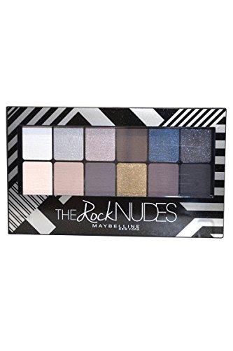 Maybelline 13 Looks in 1 Eyeshadow Palette 9.6g The Rock Nudes