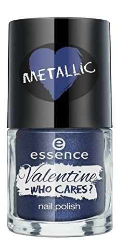 Essence Valentine – Who Cares ? Nail Polish – Métallique – Vernis à Ongles n ° 02 Talk To The Main. contenu : 9 ml vernis à ongles Nail Polish pour Tolle ongles