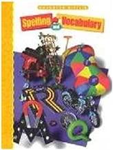 Houghton Mifflin Spelling: Hardcover Student Edition Level 5 1998