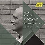 Jean Muller: Mozart Sonatas Vol.3