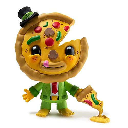 Unbekannt Kidrobot My Little Pizza by Lyla and Piper Tolleson Vinyl-Figur
