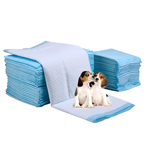 Puppy Pads Pee Pads, Pet Training Pads Onderleggers, Dog Pads, Kussens Kussens For Incontinentie, Absorberend Puppy Training Pads Dog Toilet Pee Mat (L-35 Stuks 60 X 60 Cm) (Size : L-35 pcs)