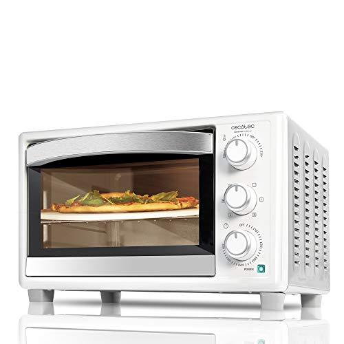 Horno de sobremesa Bake'n'Toast 610 4Pizza