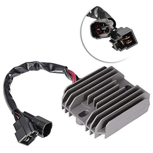 Fauge Spannungs regler gleichrichter für GSXR600 GSXR750 DL650 GSX650 GSR750 SFV650 SV650 SV1000 GSXR1000 GSF1250 Arctic 2001-2009 375/400/500/TRV 500