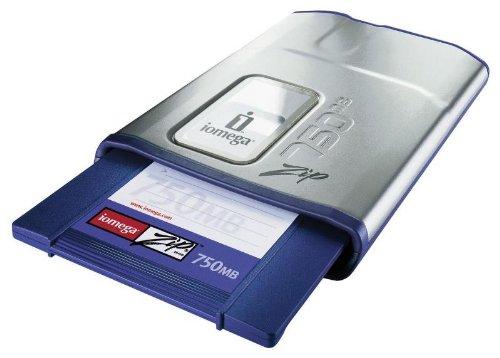 Iomega Zip Laufwerk 750MB Z750USB extern USB 30846400 + Netzteil & USB Kabel