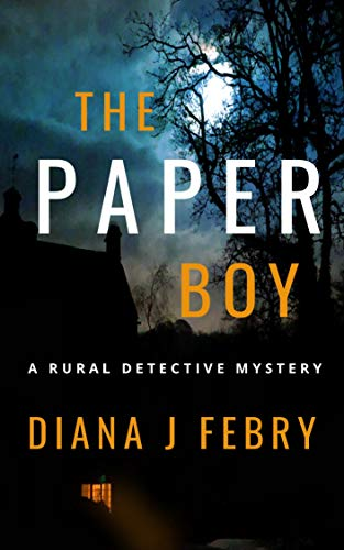 The Paperboy: A rural detective mystery (Peter Hatherall Mystery Book 6) (English Edition)