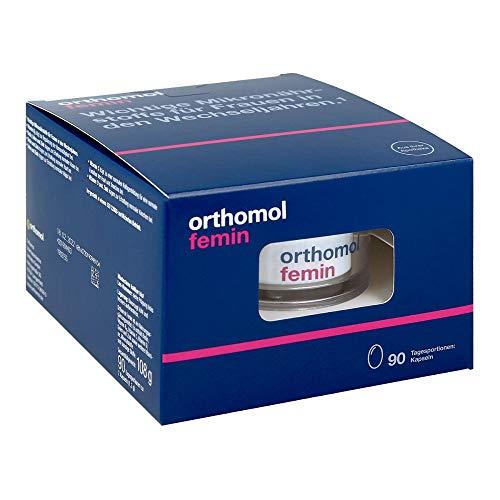 Orthomol Femin Kapseln, 1er Pack(1 x 180 Stück)
