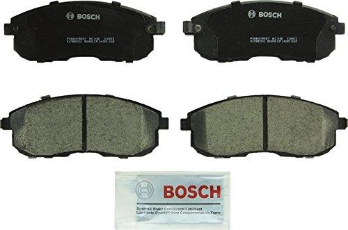 Bosch BC815 QuietCast Premium Ceramic Disc Brake Pad Set For: Infiniti G20