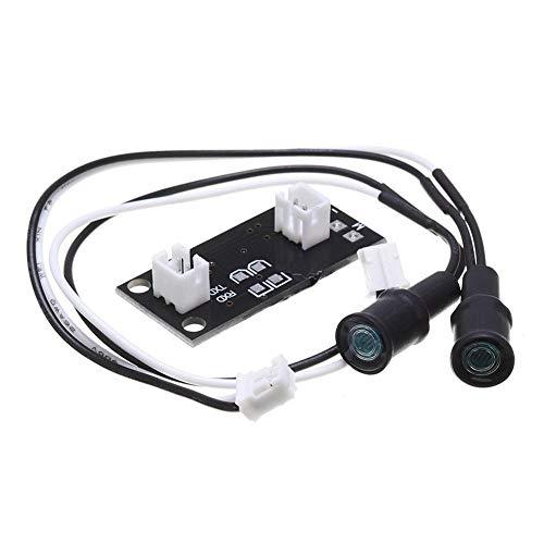 Beacher Ameli Für Arduino Kit DC 5-5,5 V Lichtquelle Tracking Platine Solar Automatische Tracker Lichtsuchmodul Ray Tracing