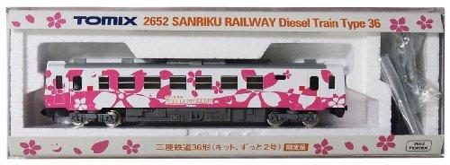 Tommy Tech (Kit, n ° 2 Beaucoup) jauge TOMIX N 2652 [limitée] Sanriku Railway 36 Forme