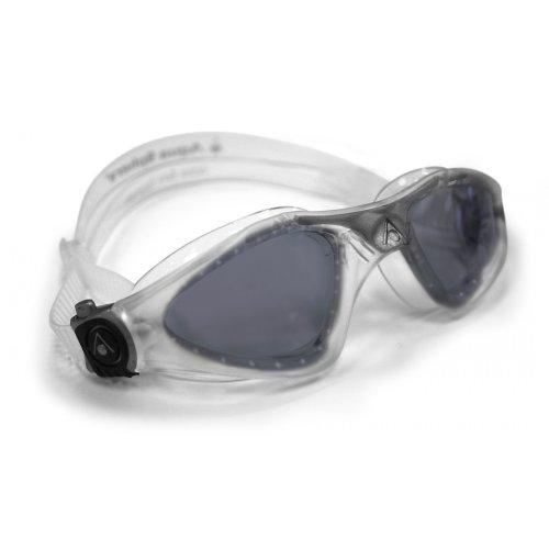 AQUA Sphere Kayenne - Gafas de natación, Color Transparente