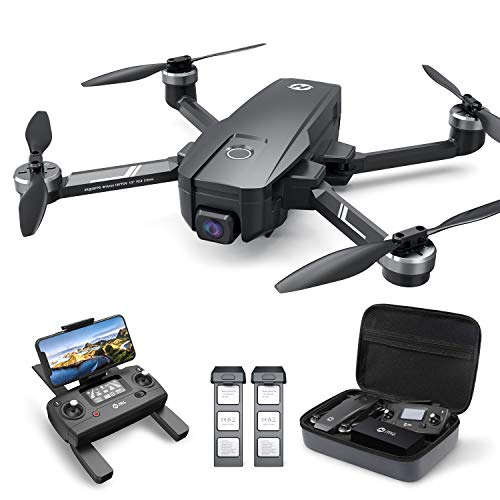 Holy Stone HS720E 4K EIS Drone with UHD Camera, Brushless Motor and carry bag