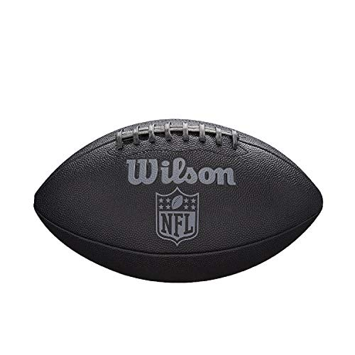 2020 Wilson NFL American Football Jet Black Junior