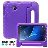 GHC Pad Etuis & Covers pour Samsung Galaxy Tab A6 7,0 Pouces 2016, Housse d'étuis pour Enfants Eva...