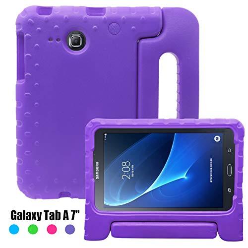 RZL Pad y Tab Fundas para Samsung Galaxy Tab A A6 7.0 Pulgadas de 2016, Tapa de la Tableta EVA de EVA a Prueba de Golpes EVA para niños para Samsung Galaxy Tab A A6 7.0 Pulgadas 2016 SM-T280 SM-T285