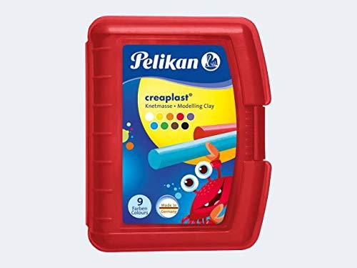 Pelikan Kinderknete Creaplast rot 300g