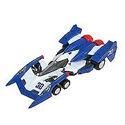 ヴァリアブルアクションキット 新世紀GPXサイバーフォーミュラ スーパーアスラーダ01(エアロモード)