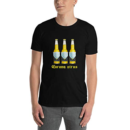 Coronavirus Shirt, COVID19 Shirt, Stay at Home, Social Distancing, Wash Your Hands T-Shirt Black