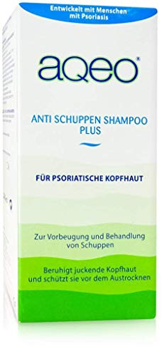 Aqeo Anti 200 ml Schuppenshampoo Plus