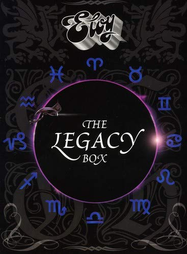 Eloy - The Legacy Box [2 DVDs]