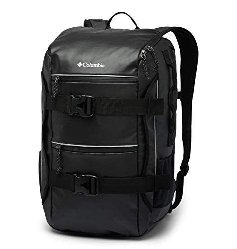 Columbia Unisex Street Elite Backpack, Grau (Shark), Einheitsgröße