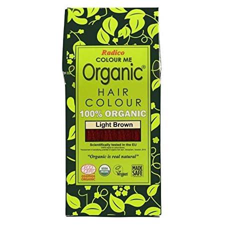 Colour me Organic - Castaño claro