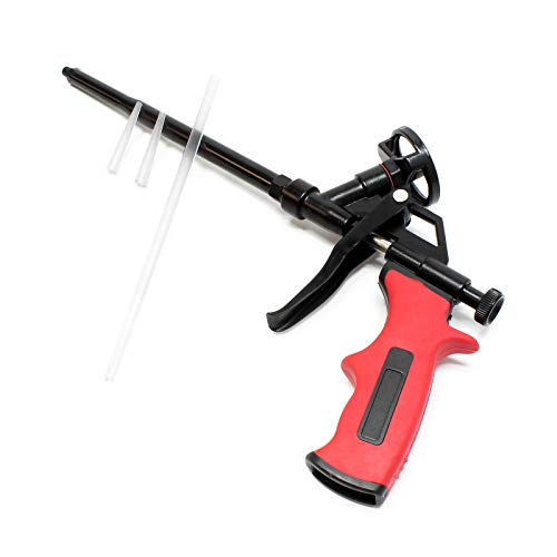 Schaumpistole PTFE PU Schaum Pistole Bauschaumpistole Montageschaumpistole Bauschaum Spritze