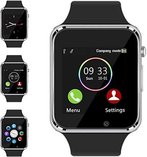 SmartWatch-Trends SWTa1 - Smartwatch - Zilver