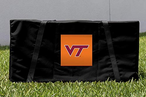 Victory Tailgate NCAA Cornhole Carrying Case - Virginia Tech Hokies