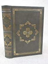 SIGNED John Varley STEEL BEACH 1992 Easton Press SCI-FI Leather First Edition