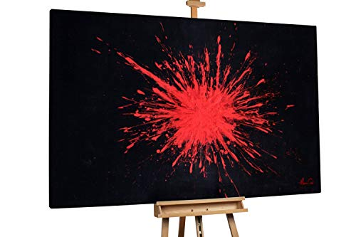 Kunstloft® Extraordinario Cuadro óleo 'Splendid