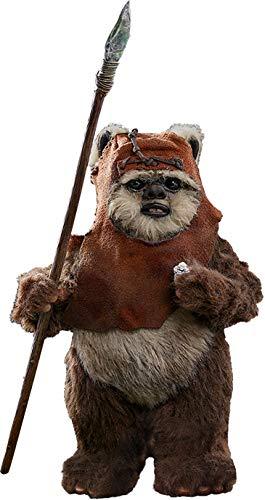Hot Toys 1:6 Wicket Figur - Star Wars: Return of The Jedi