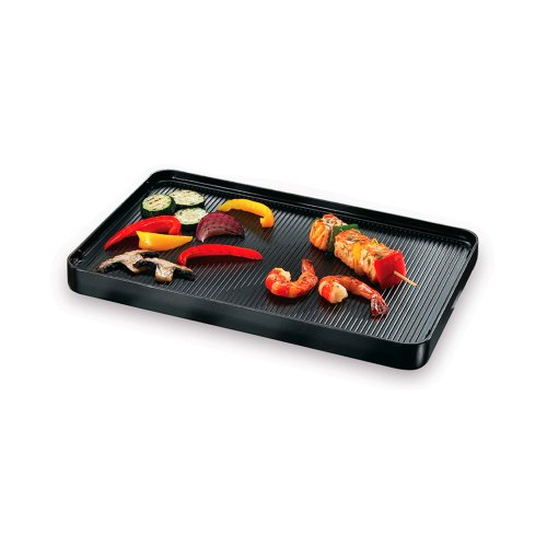 Swissmar Non-Stick Reversible Grill Top for Raclettes by Swissmar