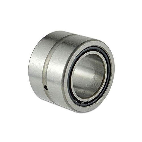IUIIUI 1PCS Bearing NA4900 NA4901 NA4902 NA4903 NA4904 NA4905 NA4906 Nadellager Mit Innenring Silber (Size : NA4902(ID15mm))