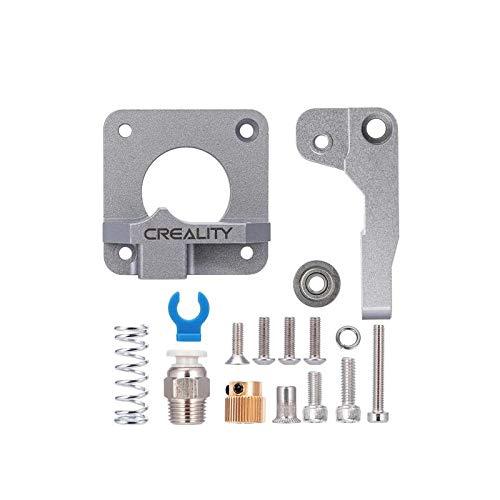 Creality Upgrade - Extrusora de aluminio MK8, extrusora Bowden de 1,75 mm, filamento para Ender3/Pro, Ender5/Plus, CR-10S Pro, CR-10 V2