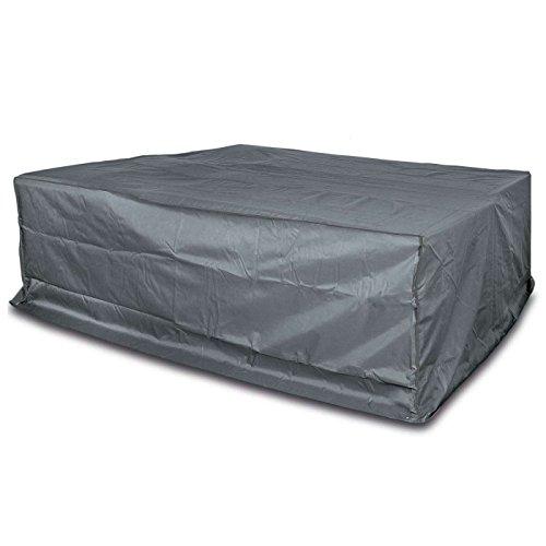 Gartenpirat Housse/Bâche de Protection de qualité supérieure pour Ensemble de Jardin Lounge Tables-chaises 200 x 160 x 70 cm de