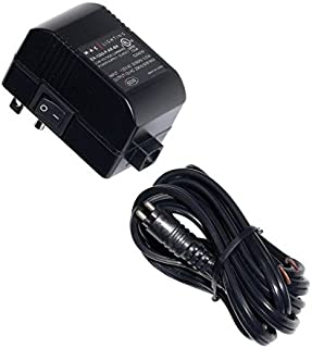 WAC Lighting EN-1260-P-AR-BK Electronic Transformer, 120V - 12V 60W Max, Black