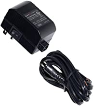 WAC Lighting EN-1260-P-AR-BK Electronic Transformer, 120V - 12V 60W Max, Black
