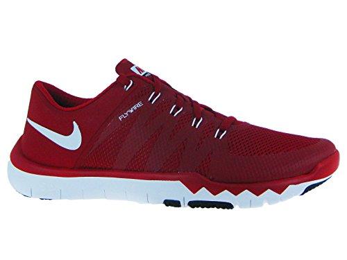 Nike Free Trainer 5.0 V6 Gym Rot/WeiÃ? / Schwarz Mesh-Kreuz-Trainer Schuhe 8 M Us